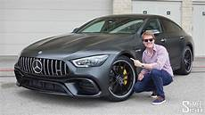 mercedes amg gt 4 this is the new mercedes amg gt 4 door 63s drive