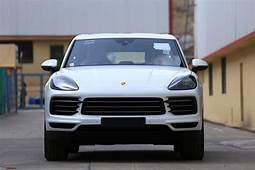 3rd Gen Porsche Cayenne Launched At Rs 119 Crore  Team BHP
