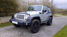 jeep wrangler d occasion jeep wrangler d occasion 2 8 crd 180 awd bva larouillies carizy