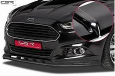 cupspoiler frontlippe mit abe glossy f 252 r ford mondeo mk5