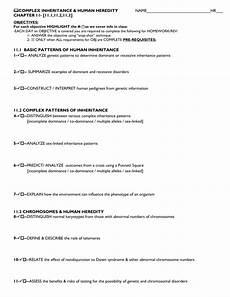 karyotype and nondisjunction worksheet genetics answers free printables worksheet