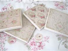 Shabby Chic Fliesen - the porcelain so shabby chic tile coasters