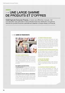 ca consumer finance rapport annuel 2010 de ca consumer finance