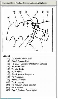 free vacuum line diagrams vacuum diagram engine problem 6 cyl front wheel drive automatic