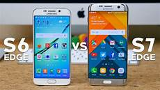 Galaxy S6 Edge Vs Galaxy S7 Edge What S The Difference