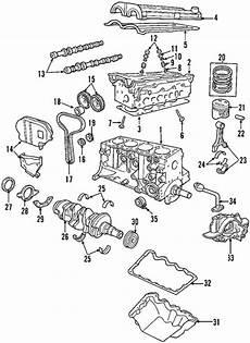ford escape 2 3l engine diagram wiring diagrams ford escape 2004 2l engine block component