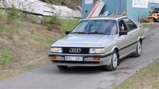 Audi Coup 233 Typ 81 85 Typ 89 Meeting Treffen 2017 Sound