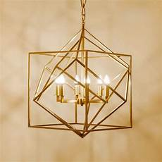 How To Build A Cube Pendant Light