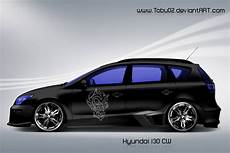 hyundai i30 cw by tobu02 on deviantart