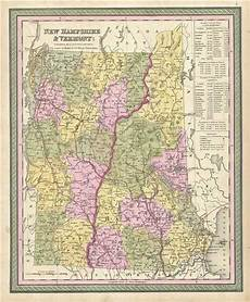 new hshire and vermont geographicus rare antique maps