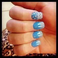 full set gel mani nails nail art
