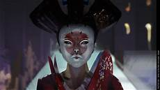 Lighting Study Ghost In The Shell The Geisha Puppet