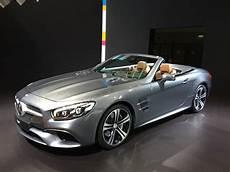 2017 Mercedes Sl Gets Svelte New Look Nine Speed