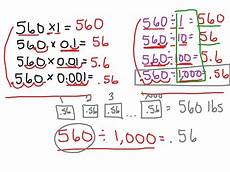 patterns with decimals worksheets 67 lesson 5 1 division patterns with decimals pg 201 math showme