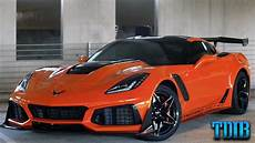 2019 corvette zr1 review america s widow maker youtube