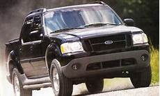 2000 ford explorer sport trac 4x4 road test reviews