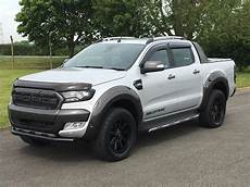 ford ranger wildtrak 2017 used 2017 ford ranger 3 2 tdci wildtrak cab up 4x4 4dr eu6 for sale in suffolk