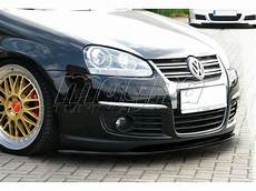 vw golf 5 gti i tech front bumper extension