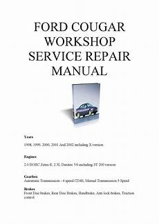 auto manual repair 2000 mercury cougar electronic valve timing 99 ford mercury cougar manual by mark james issuu