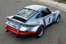 1971 porsche 911 1973 martini racing replica work