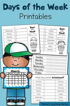 free worksheets days of the week 18254 free days of the week worksheets