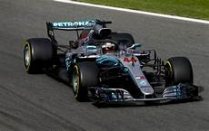 Mercedes Rains On Parade At Formula 1 Italian