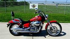 review 2007 honda shadow 750 spirit with