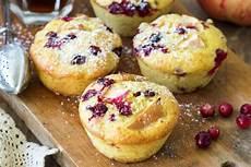 muffin rezept mit öl muffins aux pommes et aux canneberges kraft canada