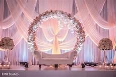 miami florida wedding by ebm studios wedding reception backdrop wedding mandap