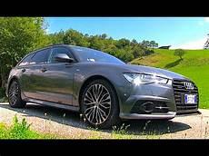 new audi a6 avant s line quattro 2015 test drive