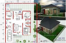 Gambar Desain Rumah Type 75 Minimalis Jasa Desain Rumah