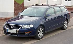 2008 Volkswagen Passat Variant B6 – Pictures