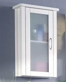 Badmöbel Hängeschrank Weiß - h 228 ngeschrank 42x70x20cm 1 glast 252 r kiefer massiv wei 223