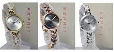 Jam Tangan Esprit Gelang jual esprit jam tangan wanita es107952003 rosegold