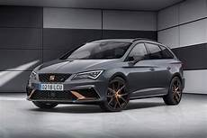 seat cupra st seat cupra r st revealed pictures auto express
