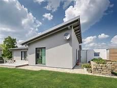 Moderne Bungalows Mit Pultdach - fertighaus luxhaus bungalow pultdach 145