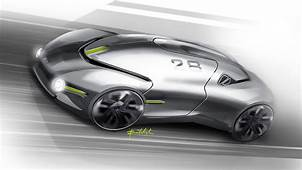 THX Sports Car Concept Previews A Next Generation EV