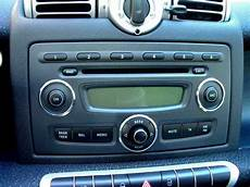 smart fortwo 451 ornamental ring for radio volume