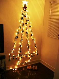 wall christmas tree decorating ideas 4 ur break family inspiration magazine