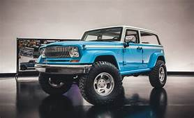 Jeep Chief Concept  Truck Ideas Pinterest ジープ 車 And