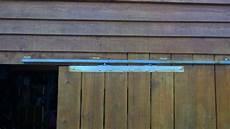 porte extérieure coulissante porte coulissante sur un abri de jardin 20 messages