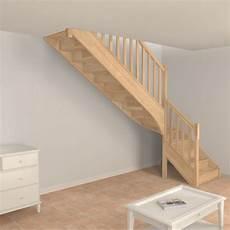 Escalier Quart Tournant Sur Mesure Escalier Quart Tournant En Bois Traditionnel Et Fabriqu 233