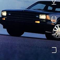 old car manuals online 1986 buick century instrument cluster the old car manual project brochure collection
