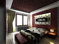 Gambar Desain Interior Kamar Tidur Utama Minimalis Dan