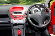 Peugeot 107 Hatchback 2005 2014 Driving Performance