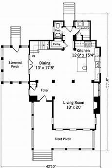 southern living coastal house plans couples cottage coastal living southern living house plans