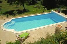 piscines en kit kit piscine polyester corinthe