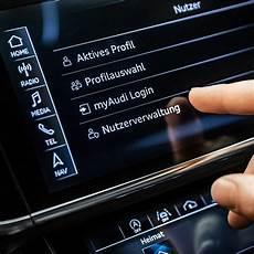 Audi Connect Aktivieren So Funktioniert S Audi 214 Sterreich