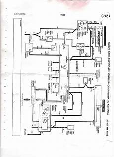 93 300e Need Help W Wiring Diagram For Radio Mbworld