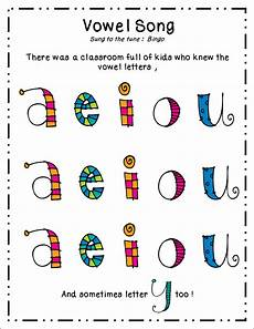 inspired by kindergarten vowels freebie
